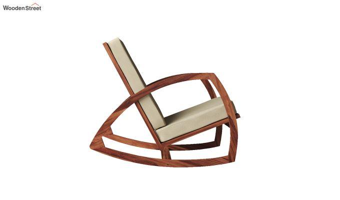 Ferano Easy Chair (Honey Finish)-4