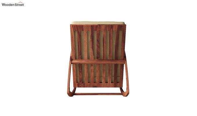 Ferano Easy Chair (Honey Finish)-5