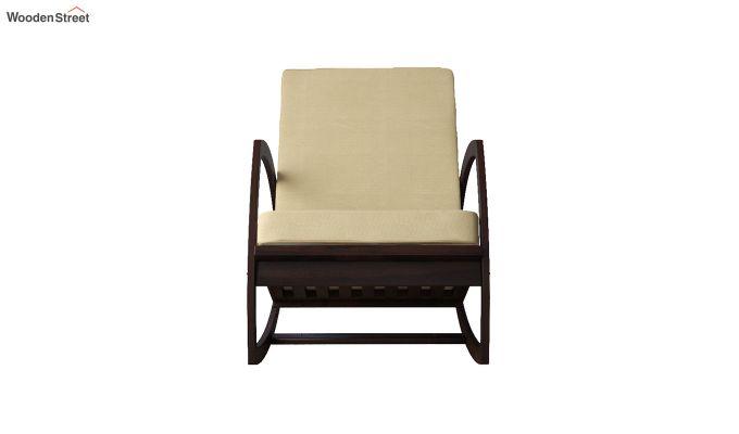 Ferano Easy Chair (Walnut Finish)-3