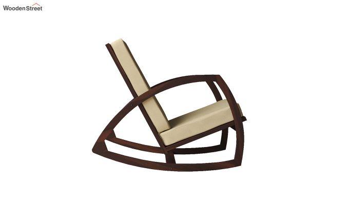 Ferano Easy Chair (Walnut Finish)-4
