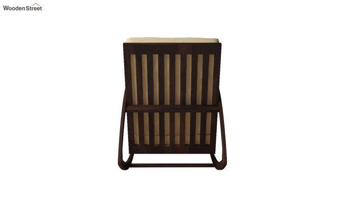 Ferano Easy Chair (Walnut Finish)-5