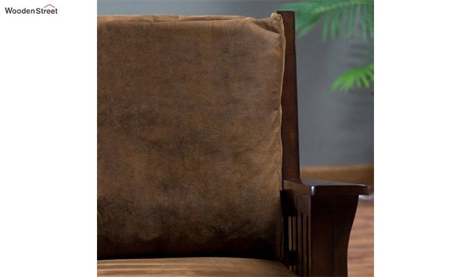 Luke Rocking Chair (Walnut Finish)-2