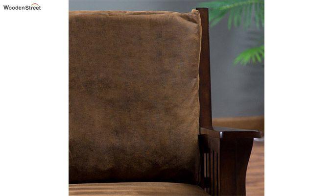 Luke Rocking Chair (Walnut Finish)-2