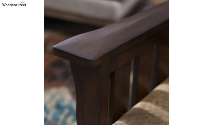 Luke Rocking Chair (Walnut Finish)-6