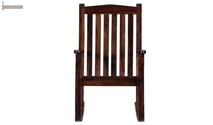 Nobel Rocking Chair (Mahogany Finish)-2