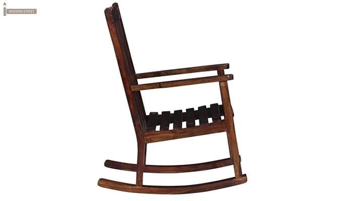 Nobel Rocking Chair (Mahogany Finish)-4