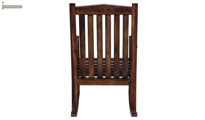 Nobel Rocking Chair (Mahogany Finish)-5
