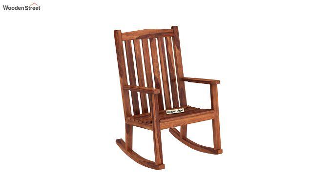 Nobel Rocking Chair (Honey Finish)-2