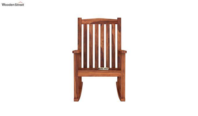 Nobel Rocking Chair (Honey Finish)-3