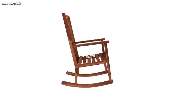 Nobel Rocking Chair (Honey Finish)-4