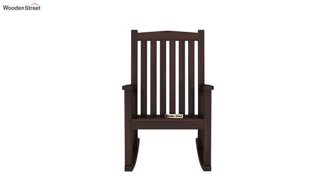 Nobel Rocking Chair (Walnut Finish)-3