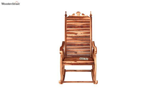 Silvio Rocking Chair (Natural Finish)-3