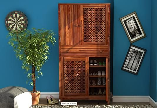 Chappal Storage Unit, Boots Cabinet With Bench Gurgaon, Delhi, Noida