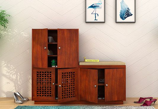 shoe rack designs for small spaces Mumbai