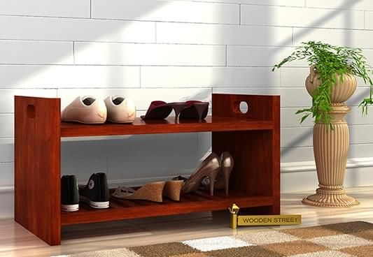 Modern shoe rack with lot of storage