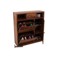 Hoff Shoe Cabinet (Teak Finish)