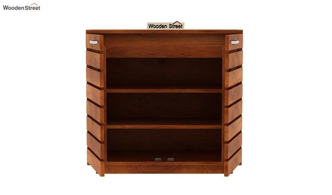 Rowan Multi Utility Cabinet (Honey Finish)-4