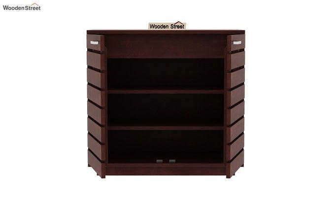 Rowan Multi Utility Cabinet (Walnut Finish)-4