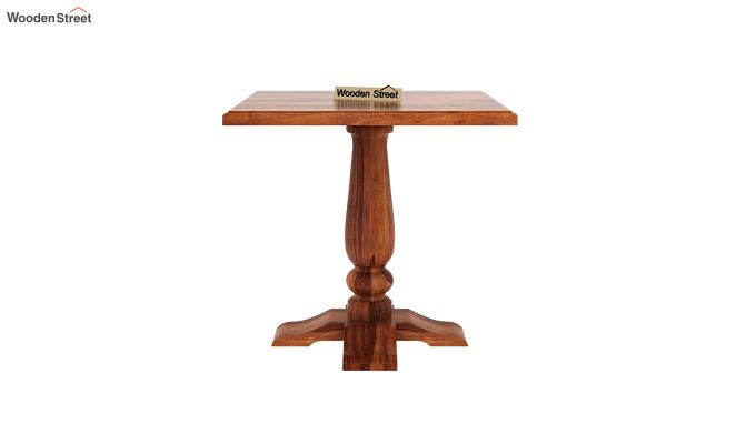 Ashby Side End Table (Honey Finish)-3