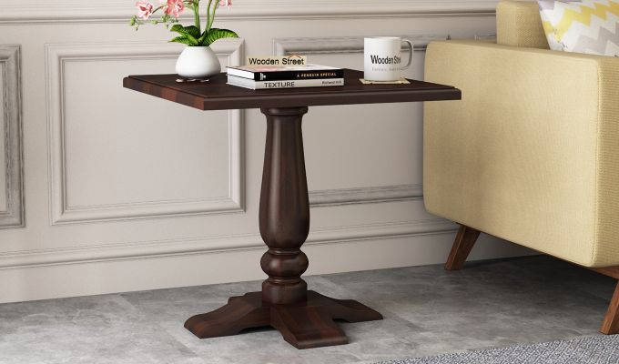 Ashby Side End Table (Walnut Finish)-1