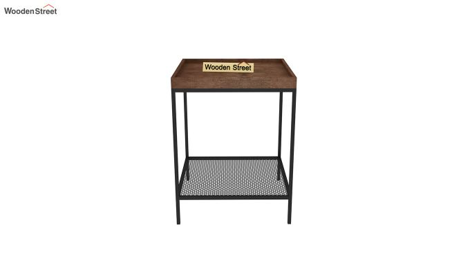 Dawn End Table (Walnut Finish)-3