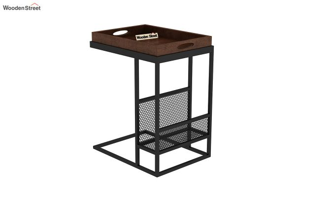 Chester End Table (Walnut Finish)-5