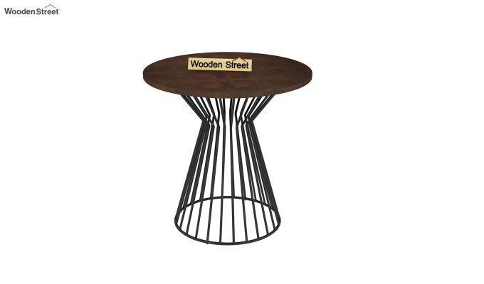 Durby 20 inch End Table (Walnut Finish)-2