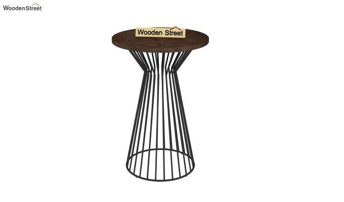 Durby 22 inch End Table (Walnut Finish)-2