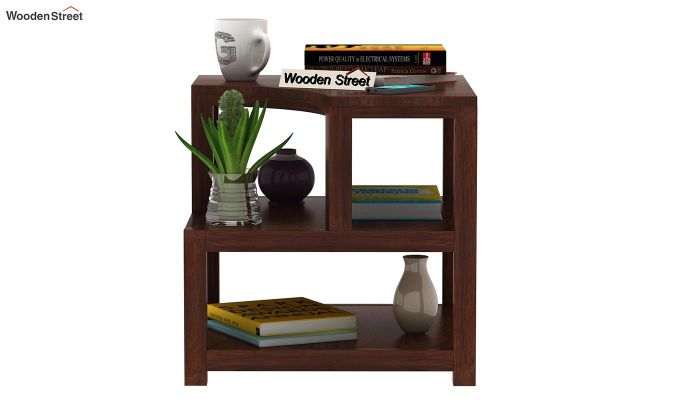 Legion Chair Side End Table (Walnut Finish)-3