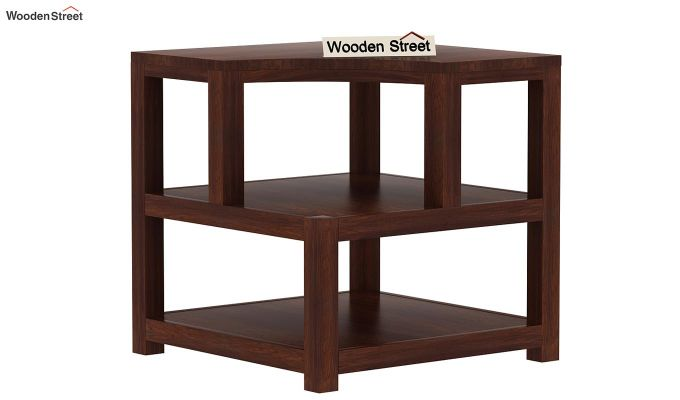 Legion Chair Side End Table (Walnut Finish)-4