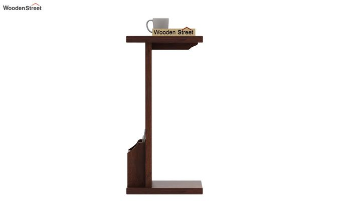 Libby Chair Side End Table (Walnut Finish)-2