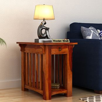 End Tables, Wooden Side Table in India online, shop side table in Bangalore, Mumbai, Pune, Delhi India