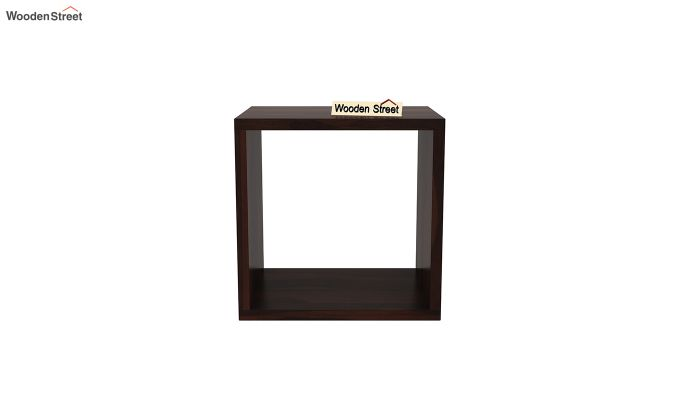 Norma Side End Table (Walnut Finish)-3