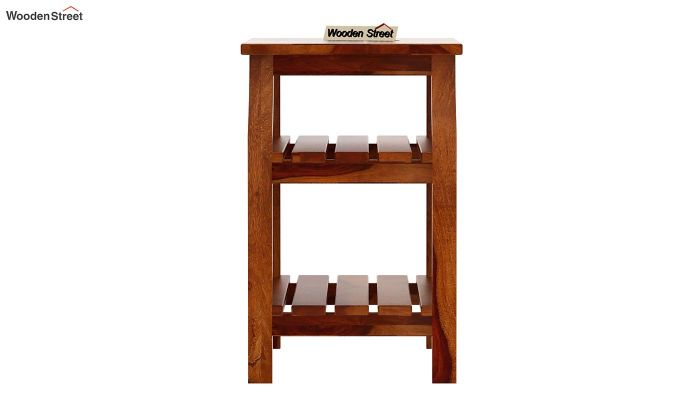 Patrin Chair Side End Table (Honey Finish)-5
