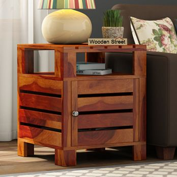 Wooden Side table online