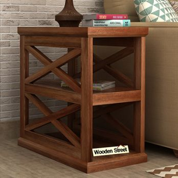 Wooden SideTable and End Table Online in Delhi, Pune, Mumbai, Bangalore, India