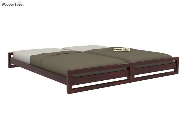 Darley Stackable Bed (Mahogany Finish)-6