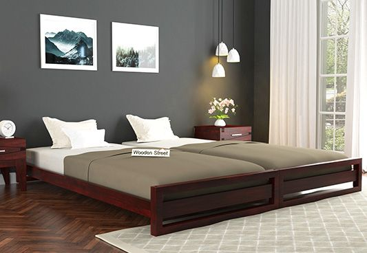 stackable single bed online shopping