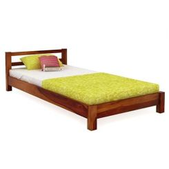 Pavlich Single Bed (Honey Finish)