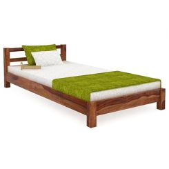 Pavlich Single Bed (Teak Finish)