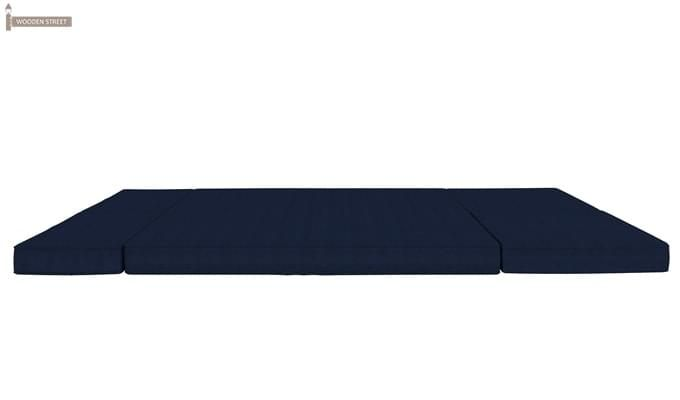 Coleman Futon Bed (Two Seater, Blue)-10
