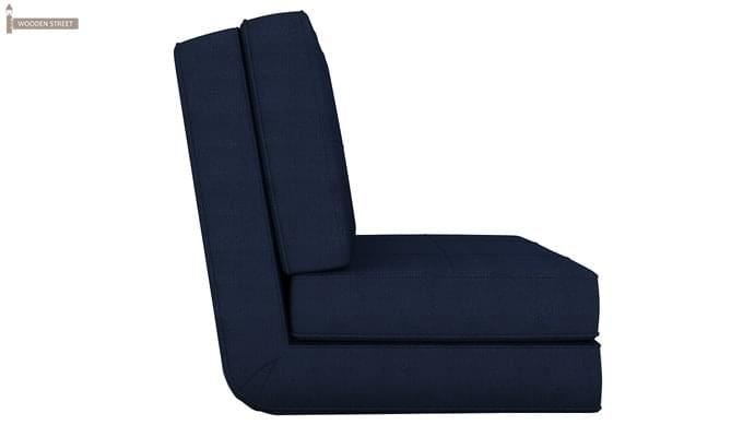 Coleman Single Futon Bed (Blue)-3