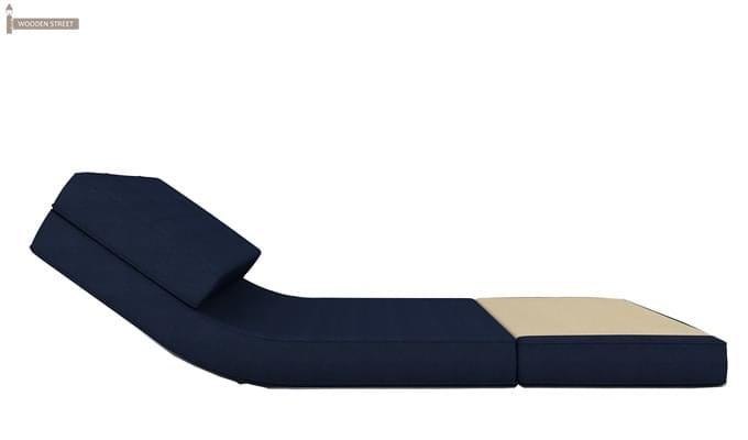 Coleman Single Futon Bed (Blue)-6