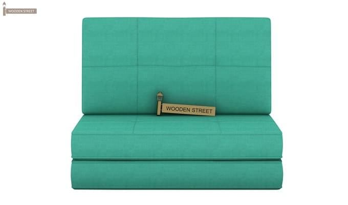 Coleman Single Futon Bed (Cyan)-2