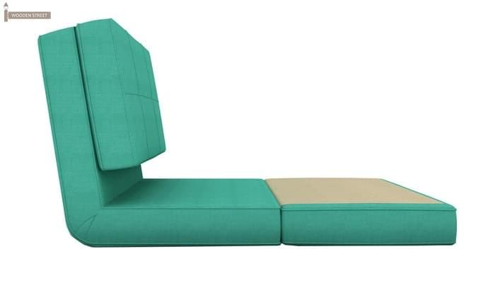 Coleman Single Futon Bed (Cyan)-3