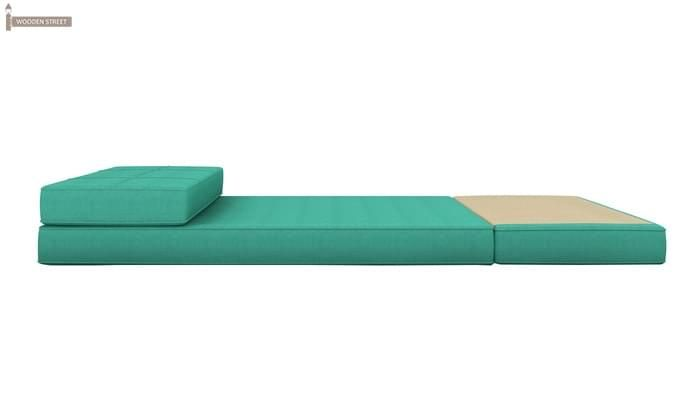 Coleman Single Futon Bed (Cyan)-6