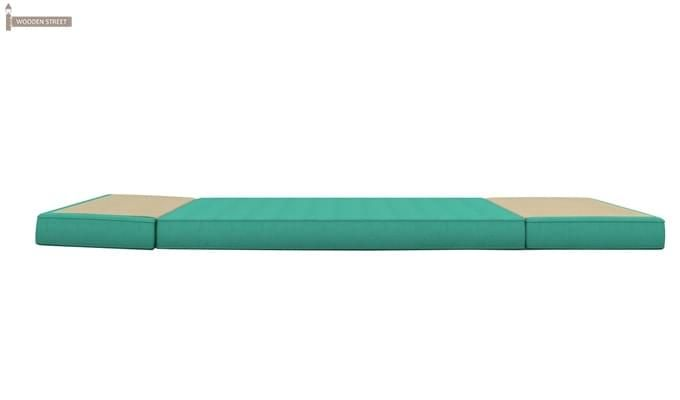 Coleman Single Futon Bed (Cyan)-7