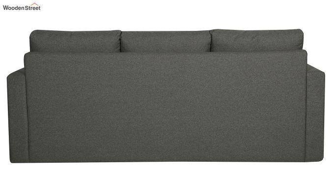 Rexford Fabric Sofa Cum Bed (Steel Grey)-6