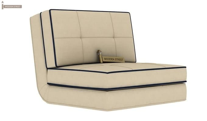 Winsley Futon Bed (Ivory)-1