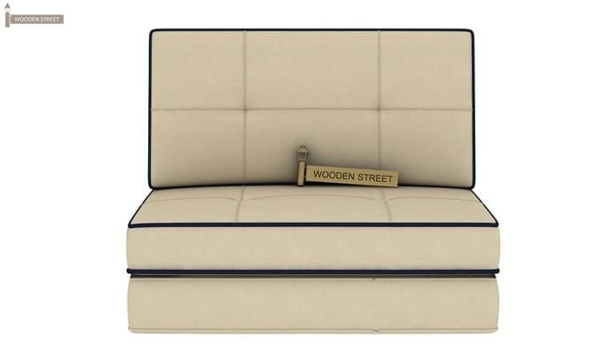 Winsley Futon Bed (Ivory)-2